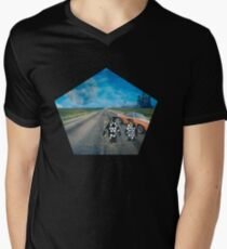 A long way from home Men's V-Neck T-Shirt