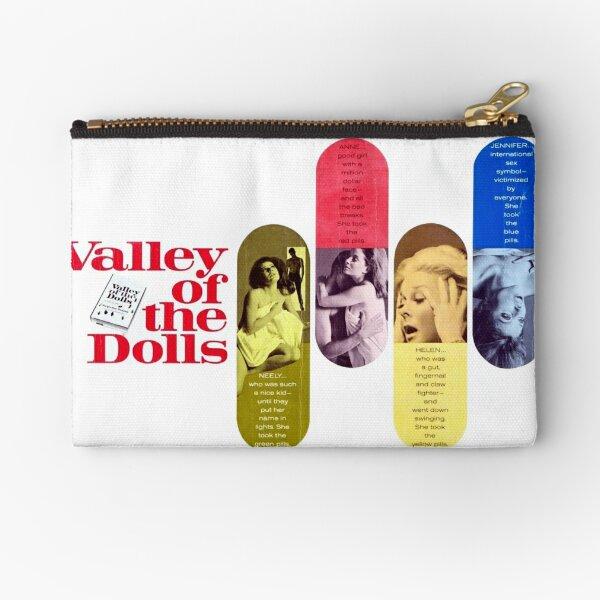 Valley Girls Zipper Pouch
