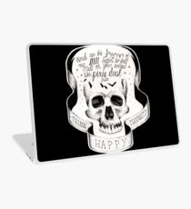 Headfirst For Halos Laptop Skin