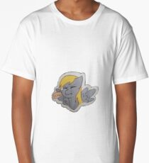 Derpy Hooves Ick Long T-Shirt