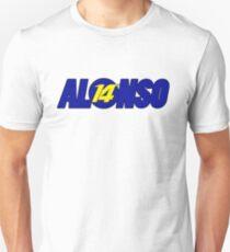 Alonso #14 Unisex T-Shirt