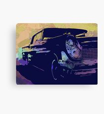 1959 Lincoln Continental Abs Canvas Print