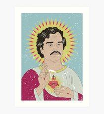 Saint Pablo Escobar Art Print