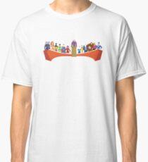 Legion of Doom - Minimalist Style Classic T-Shirt
