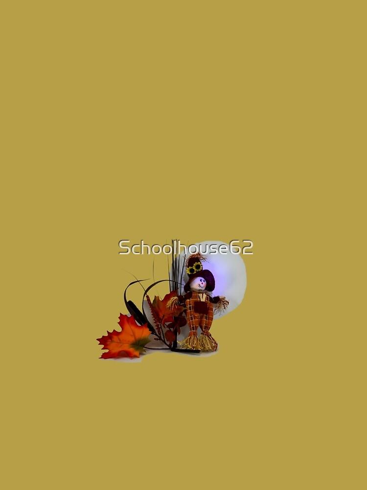 Halloween Scarecrow von Schoolhouse62