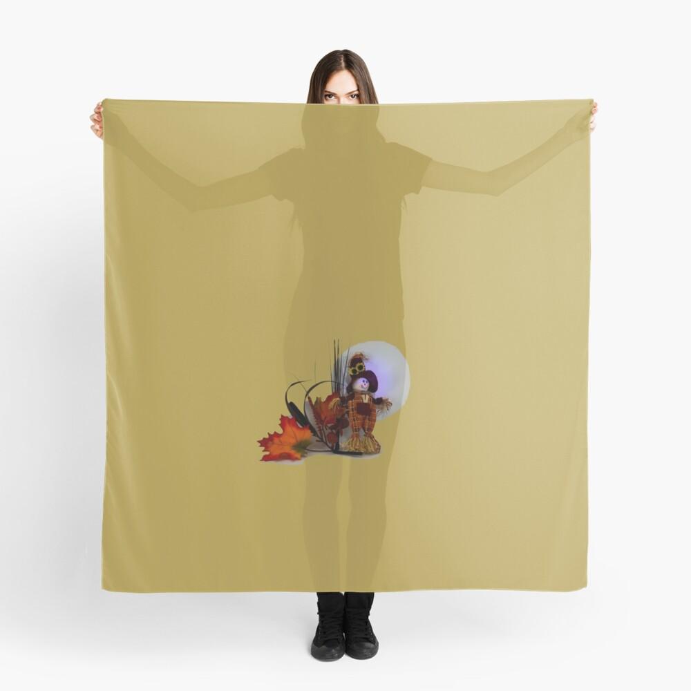 Halloween Scarecrow Tuch
