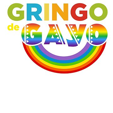 Gringo de Gayo - Funny Gay Cinco de Mayo Shirt by SuckerHug