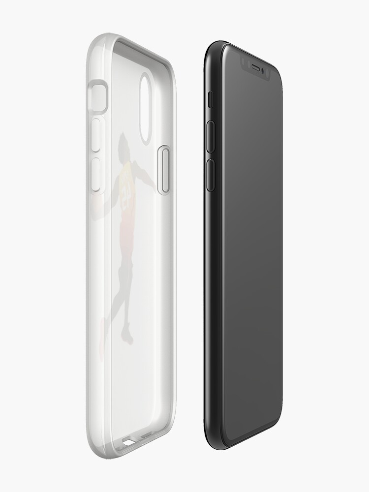 Vista alternativa de Funda y vinilo para iPhone Spida Dunk