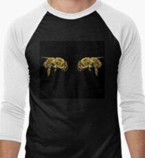 Boo Bees Men's Baseball ¾ T-Shirt