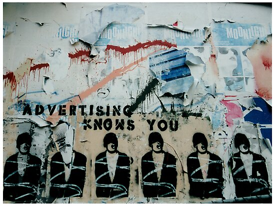 Advertising 'Thinks' It Knows You by Brodie Young