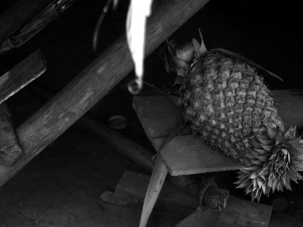 Pineapple by dwknight912