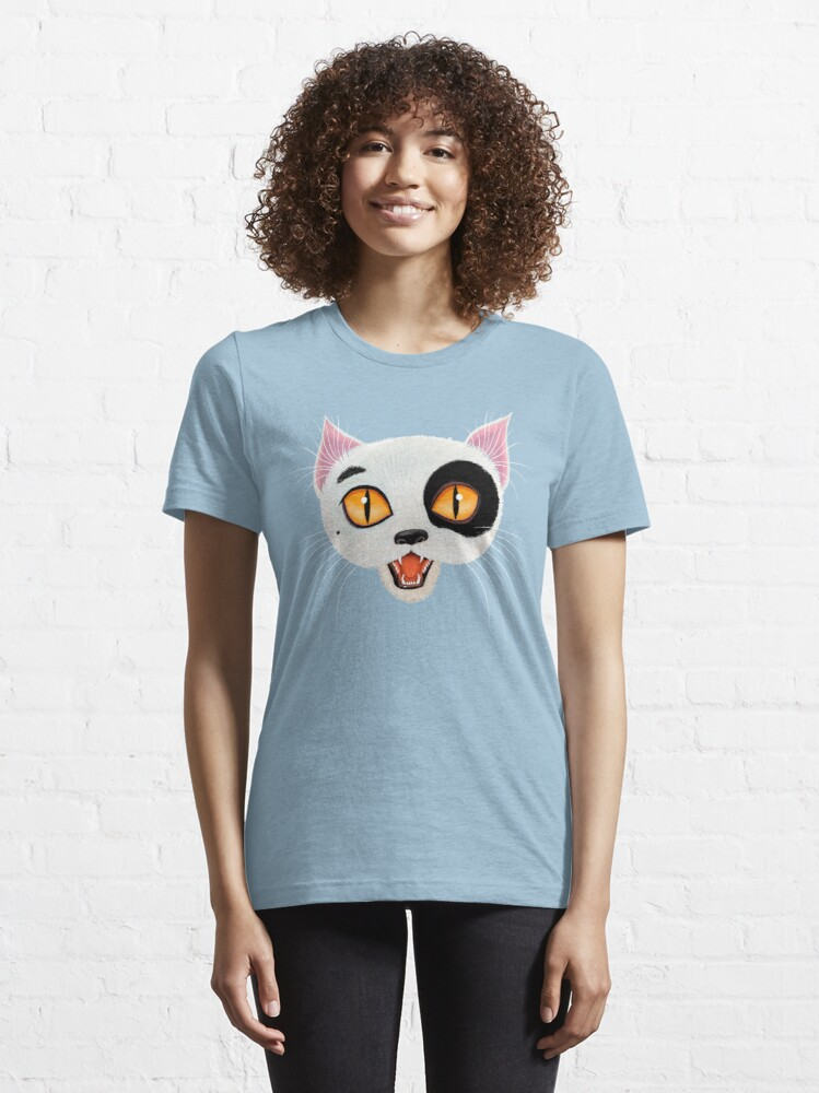 Alternate view of Smiley  Essential T-Shirt