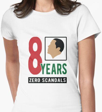 Obama 8 Years Zero Scandals T-Shirt