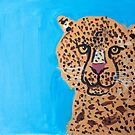 'The Eye of the Leopard' by Lachlan Begg (2018) by Peter Evans Art
