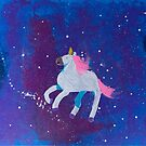 'Unicorn Star' by Mia Begg (2018) by Peter Evans Art