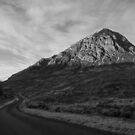 Road to Glen Etive by Craig Goldsmith