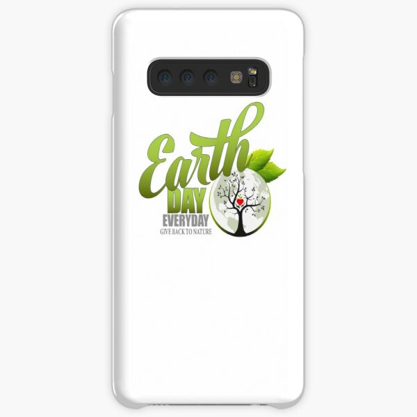 Give Back to Nature - Earth Day Everyday Samsung Galaxy Snap Case