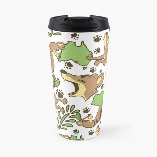 Thylacine Tribute Travel Mug