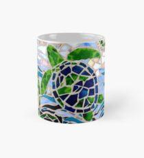 Turtle Mosaic Mug