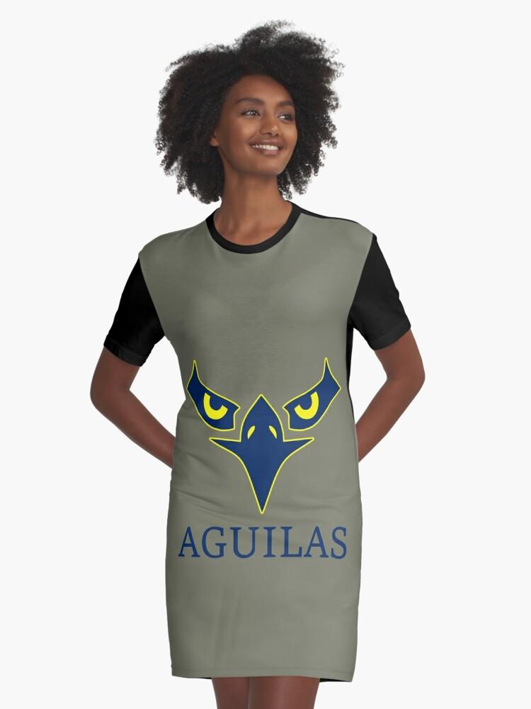 0c9d3f564 Club America Las Aguilas odiame mas!!! Graphic T-Shirt Dress. Designed by  Esteban Arambula