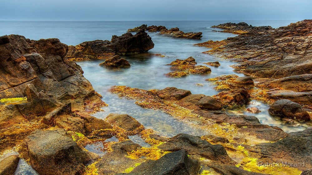 Colors and tones by Patrick Morand
