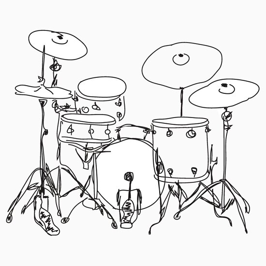 TShirtGifter presents: drums