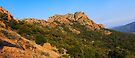 Roquebrune panorama by Patrick Morand