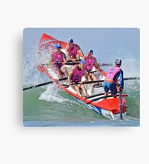 Mordialloc Wreckers 02 - by request Canvas Print