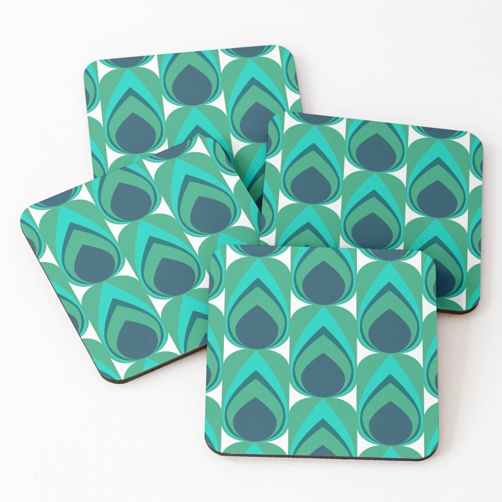 MCM Dråbe  Coasters (Set of 4)