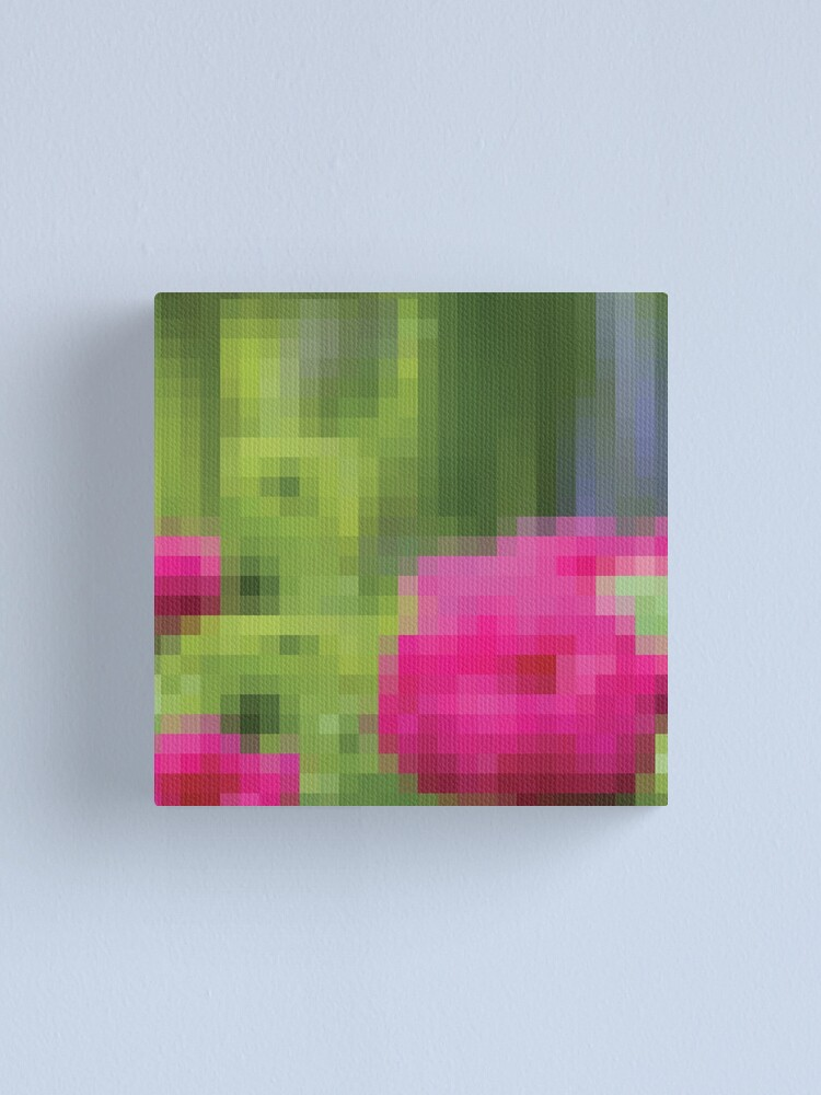 Alternate view of Peony 1 Canvas Print
