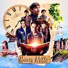 OUAT - 7 Years of Henry Mills by faithfearcolide