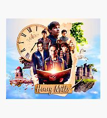 OUAT - 7 Years of Henry Mills Photographic Print