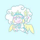 Pastel Virga by CrayonQueen