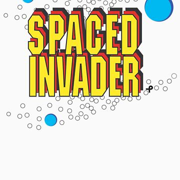 Retro - Spaced Invader by ptelling