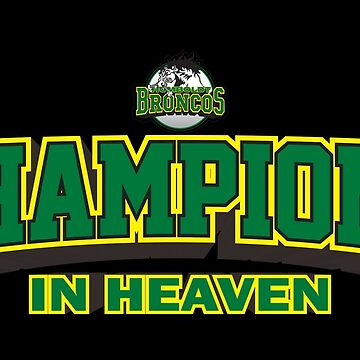champions in heaven by Kerryhuman