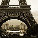Eiffel Tower by swight
