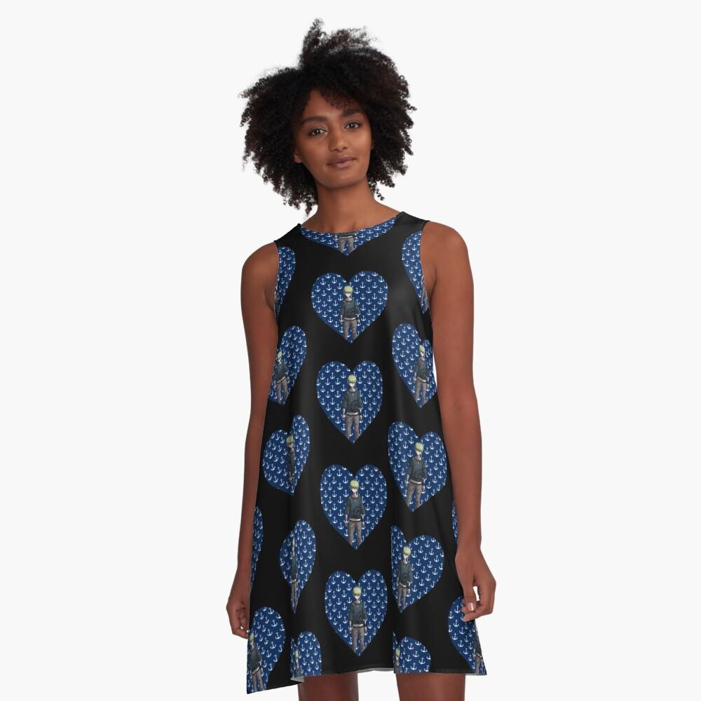Rantaro Amami A-Line Dress