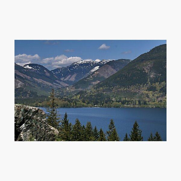 Shawnigan Lake,  Photographic Print