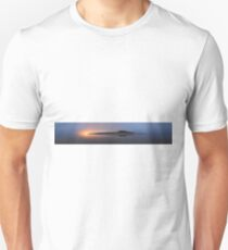 Bamburgh, Northumberland Unisex T-Shirt