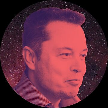 Elon Musk Face - In Musk We Trust by elonscloset