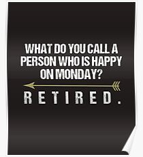 retirement party ideas posters redbubble