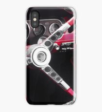 US car classic Wild Pony iPhone Case/Skin