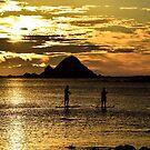 Sunset love  by hellolen