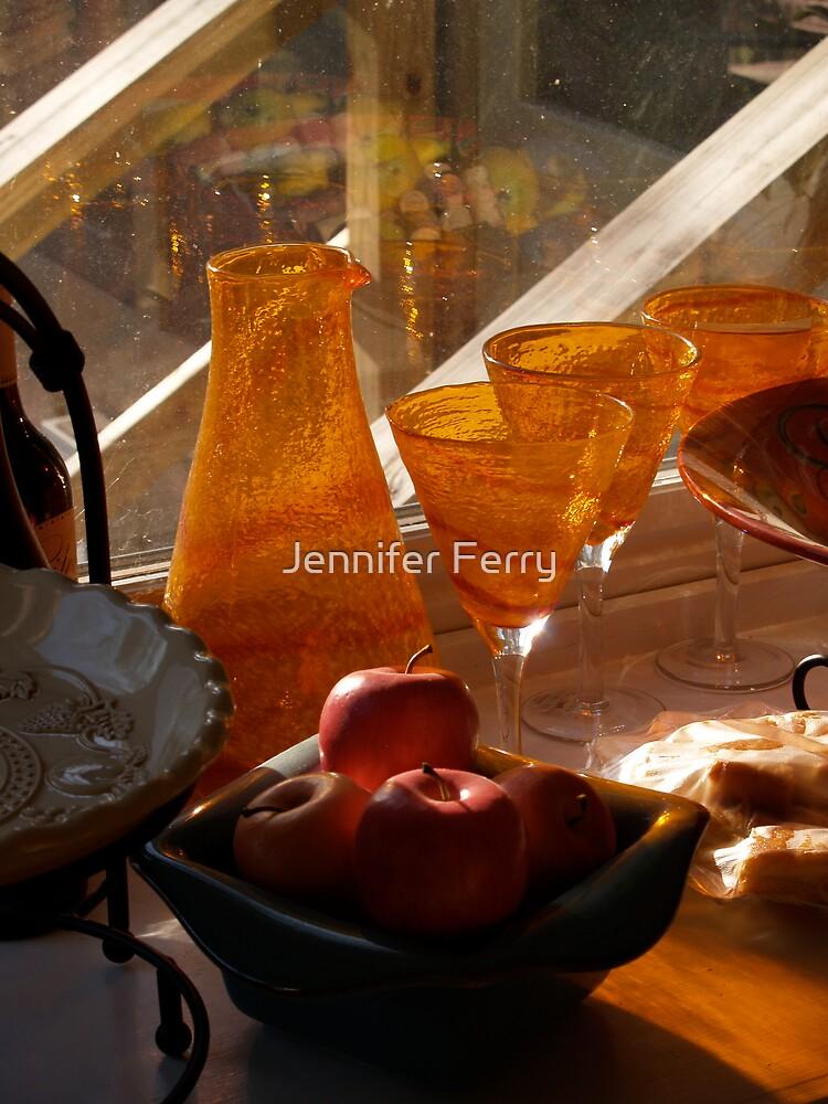 Still Life by Jennifer Ferry