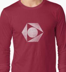 Tri Circle - White T-Shirt