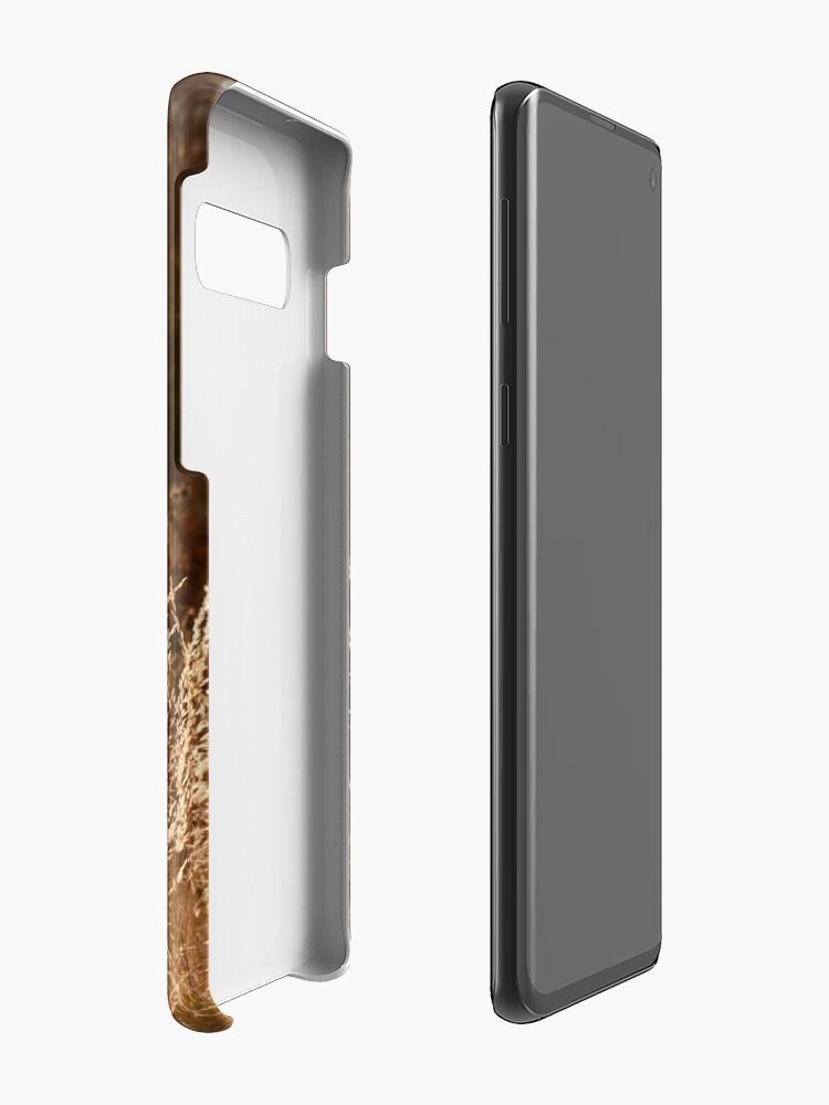 Alternate view of Autumn grasses Case & Skin for Samsung Galaxy
