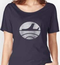 Travel - White Women's Relaxed Fit T-Shirt