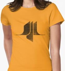 Sci-Fi - Black Womens Fitted T-Shirt