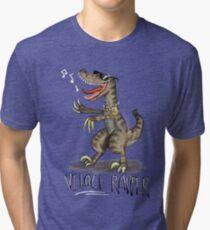 Veloci - Rapper Tri-blend T-Shirt