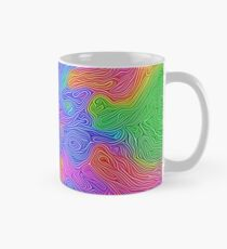 Abstract energy Classic Mug